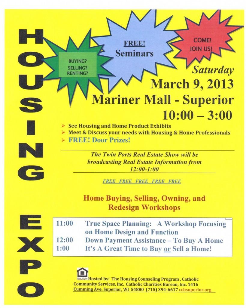 Housing Expo Flyer